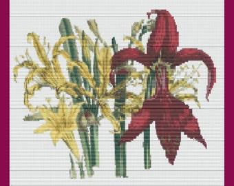 Floral Fantasy Tapestry Bead Pattern LOOM