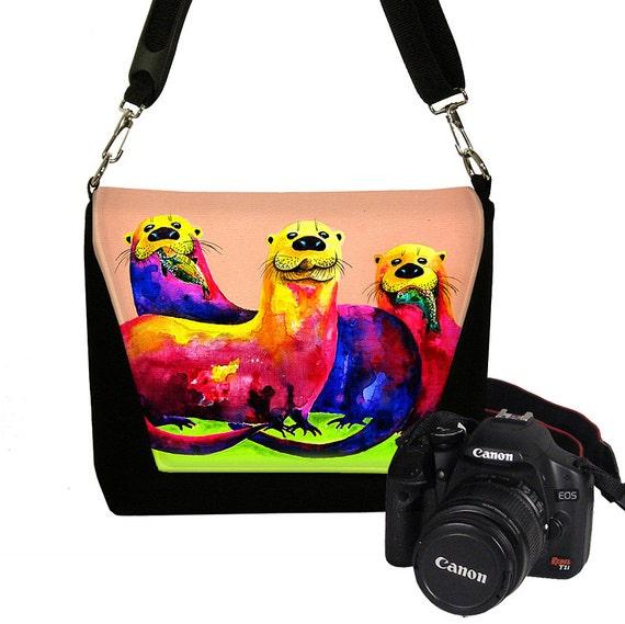 Creative Camera Bag Purse Dslr Camera Case For Canon Nikon Sony Womens