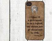 iphone 6 case Calamity Jane Phone Case, fits iPhone 4 and 4s Retro - iPhone 5 Case - iPhone 5s - Galaxy s3 s4 s5