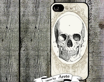 iphone 6 case Gothic Skull iPhone Case - for iphone 4,4s, iphone 5