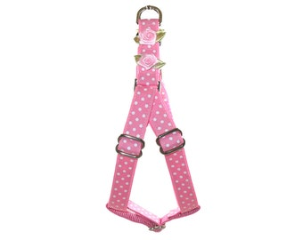 Baby Girl Step In Dog Harness
