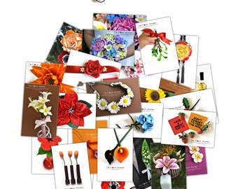 Polymer clay tutorial, Polymer clay flower tutorials, Fimo, Life like flowers | FLOWER ACADEMY | 11 PDFs, 40 projects, 29 Videos, 2CDs + KIT