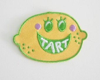 Tart Lemon patch
