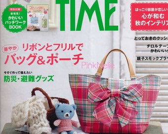 Cotton Time - September 2011 - Japanese Craft Magazine