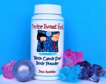 Rock Candy Dusting Powder 3oz (Talc Free)