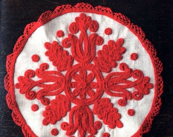 Transylvania Folk Art Embroidery - Japanese Craft Book