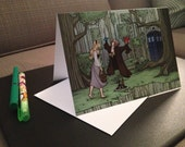 Visions Are Seldom All They Seem - Notecard (Item 05-113)