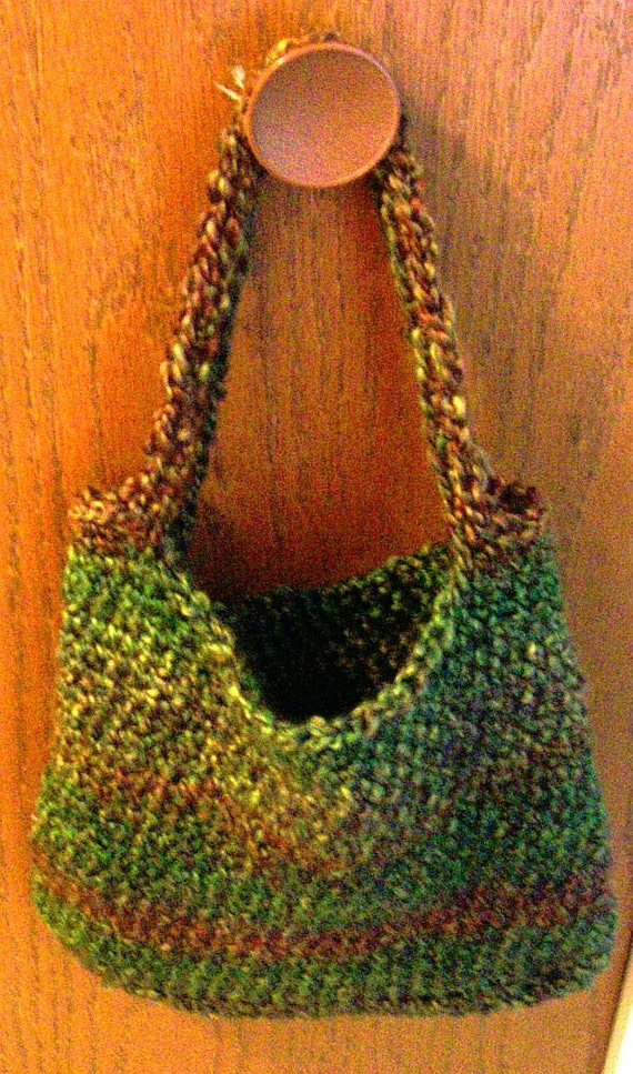 PDF Mini Tote Bag/Handbag Crochet Pattern