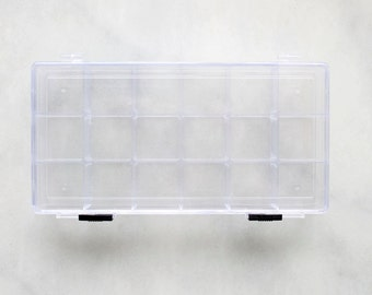 Acrylic Bead Box