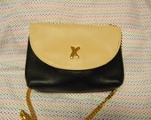 Vintage leather Paloma Picasso purse