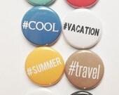 Hashtag Summer Flair