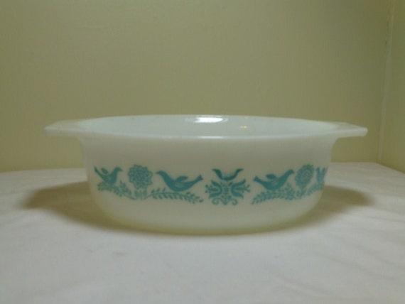 Pyrex Turquoise ...1.5 Quart Baking Dish Dimensions