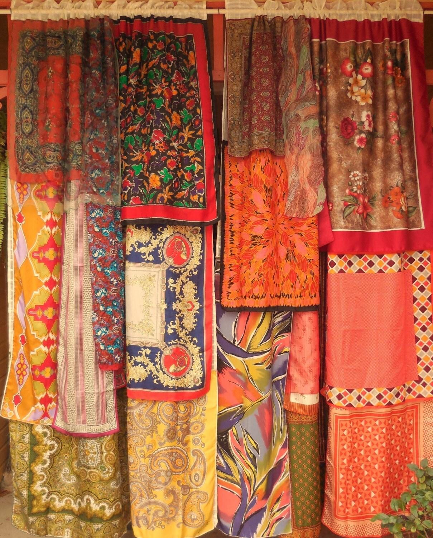 MAGIC ALL AROUND Bohemian Gypsy Curtains
