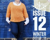 Knitcircus Magazine #12 Pattern Collection Digital Download