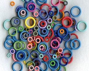 Big Random Mix O Rings