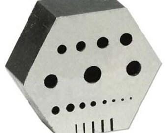 Eurotool Hexagonal Anvil for Riveting