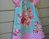 Special Order for kmallen26439 Made to Order Peasant Dress Size 3 Free Shipping