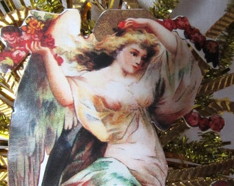 Victorian Style Angel Craft Supplies