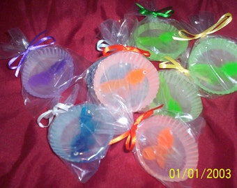 Fish soaps 40 one ounce soaps