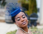 Mini Pillbox Hat Wedding or Special Occasion Made to Order in Many Colors