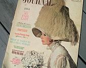 Vintage Ladies Home Journal, January February 1964