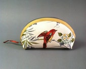Little Birds Pretty Songs Original Cosmetic/Sundries Bag