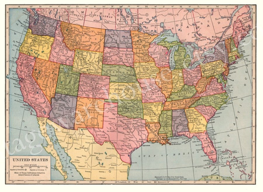 HD Wallpapers Free Printable Time Zone Map Usa States Kzseiftcom - Full page us map