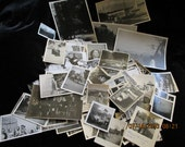 Vintage 200  Black and White Sepia  Photos 1930s thru 70s USA and Europe Country City Mountains  People Animal