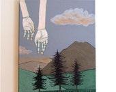 Seeker - Original Acrylic Painting