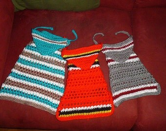 Choose HOODIE dog sweater - available in many colors -2 to 20 lb dogs - made to order