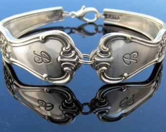 Spoon Bracelet (Multiple Sizes) B Monogram Signature