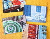 It's a Colourful Life Notecards - Set of Four