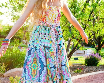 Pink Fig Bloomshine Maxi Teen/Tween PDF ePattern Download