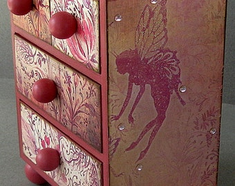 Fairy Dresser Box Chest
