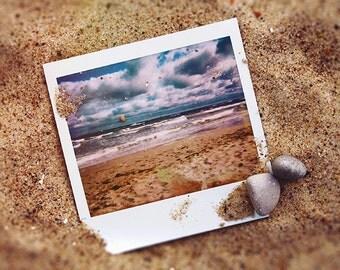 THE BEACH | photography print