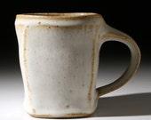 White Matte Coffee Mug