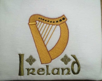 IRISH MEN'S Patriotic Tee shirt