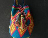 SALE --- Amiga Wayuu Mochila Bag (retails for 180)