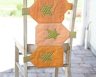 Pumpkin Table Runner - Download Pattern
