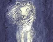 The kind Lion