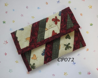 Quilted Coin Purse (CP072)