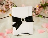 Sample Custom Tri-Fold Wedding Invitation