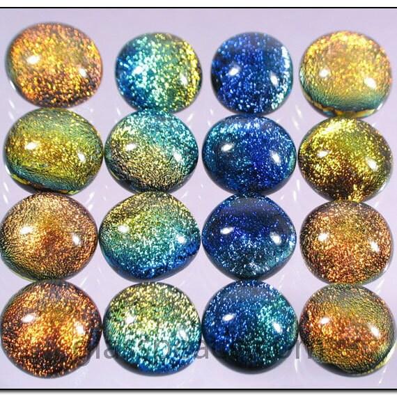 Dichroic Glass Jewelry Wholesale