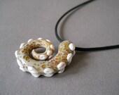 Tentacle Pendant Choker necklace Jewellery