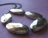 Liquid Metal Necklace