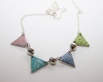 SALE-Pennant Necklace