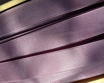 wide ribbon,  lavender stiff ribbon