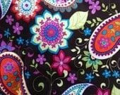 Paisley Spree Michael Miller cotton  fabric