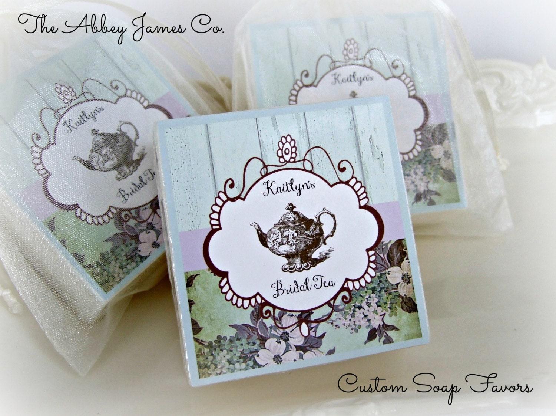 tea party favors bridal shower favors baby shower favors