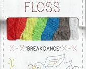 Sublime Embroidery Floss in Breakdance